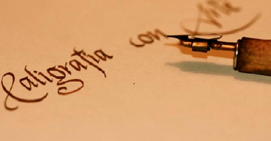 la caligrafia